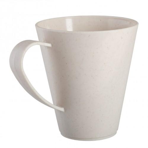 Bio- Kaffeebecher mit Henkel 200 ml