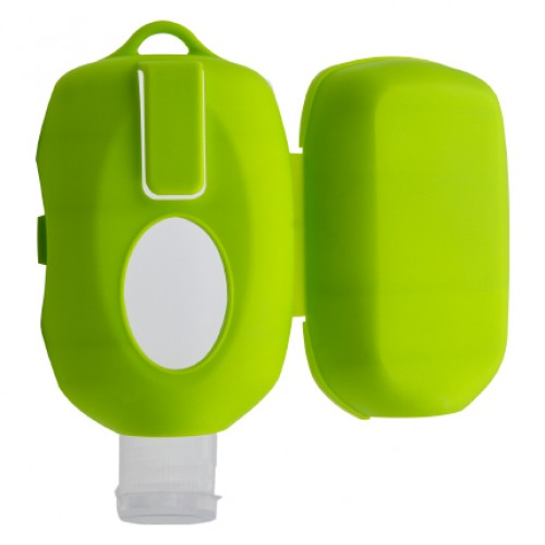 Bio- Sanitizer-Cover with bottle (for self filling)
